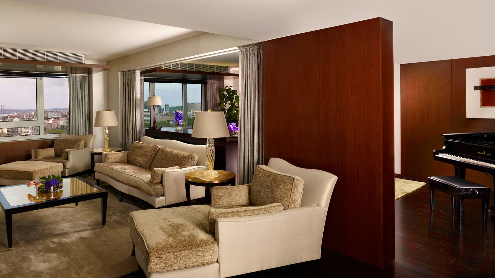Presidential Suite - Urban luxury